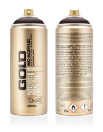 Montana Gold G8085 Aubergine 400 ml