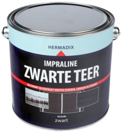 Hermadix Impraline Zwarte Teer 750 ml