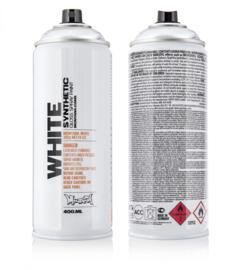 Montana White Silver 400 ml
