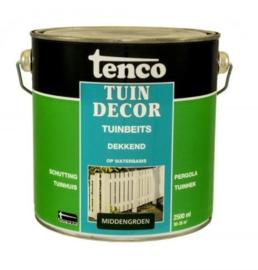 Tenco Tuindecor Dekkend Middengroen 2,5 liter
