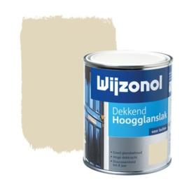 Wijzonol Dekkend Hoogglans Ivoor 9170 750 ml