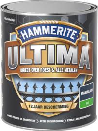 Hammerite Ultima Metaallak Mat Standblauw 750 ml