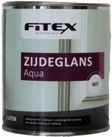Fitex Zijdeglans Aqua lak 1 liter