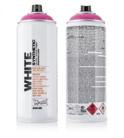 Montana White 3360 Fuchsia 400 ml