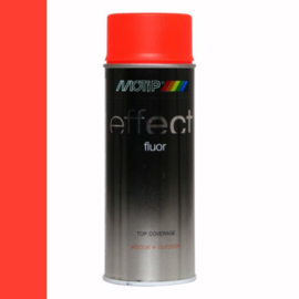 Motip Deco Effect Fluorescent Rood-Oranje 400 ml