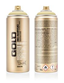 Montana Gold G8010 Sahara Yellow 400 ml