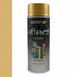 Motip Deco Effect Metallic Goud 400 ml