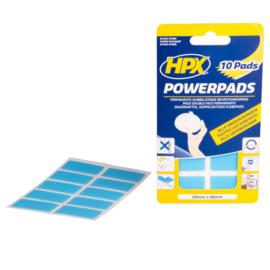 HPX Dubbelzijdige Bevestigingpads (10stuks) 20mm x 40mm