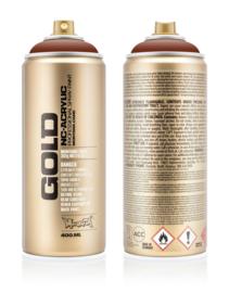 Montana Gold G8100 Orange Brown 400 ml