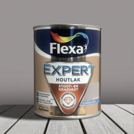 Flexa Expert Houtlak Binnen Zijdeglans Titaantaupe FE304 750 ml