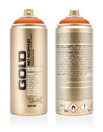 Montana Gold G2080 Pure Orange 400 ml