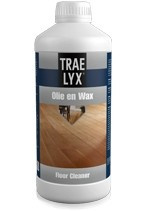 Trae Lyx Olie en Wax Floor Cleaner 1 liter