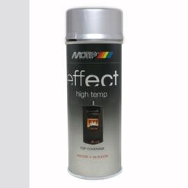Motip Deco Effect Hittebestendig Zilver 400 ml