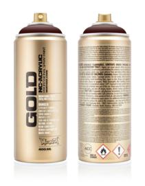 Montana Gold G3080 Black Red 400 ml