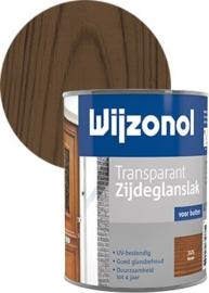 Wijzonol Transparant Zijdeglanslak Noten 3125 750 ml