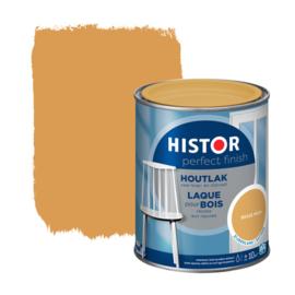 Histor Houtlak Zijdeglans Brass Mesh 750 ml