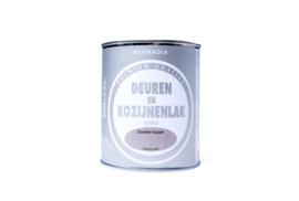 Hermadix Deuren en Kozijnenlak Donker Taupe Zijdeglans 750 ml