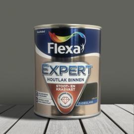 Flexa Expert Houtlak Binnen Zijdeglans Olijfgroen 750 ml