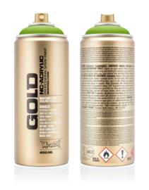 Montana Gold G6040 Lawn Green 400 ml