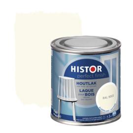 Histor Houtlak Zijdeglans Ral 9003 750 ml