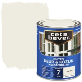 CetaBever Meesterbeits Deur en Kozijn Ral 9010 2,5 liter