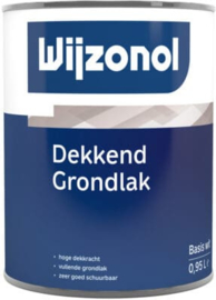 Wijzonol Dekkend Grondlak 500 ml
