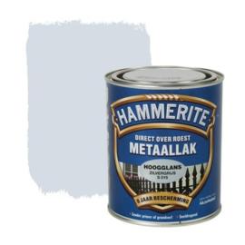 Hammerite Metaallak Zilvergrijs S015 Hoogglans 250 ml