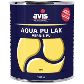 Avis Aqua PU Lak Hoogglans 1000 ml