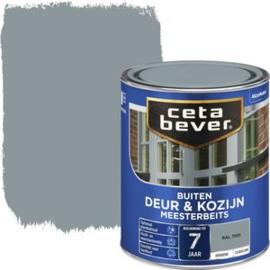CetaBever Meesterbeits Deur en Kozijn Ral 7035 750 ml