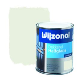 Wijzonol Dekkend Halfglans Ral 9010 750 ml