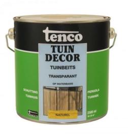 Tenco Tuindecor Transparant Naturel 2,5 liter