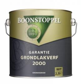 Boonstoppel Garantie Grondlakverf 2000 1 liter