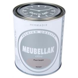 Hermadix Meubbellak Extra Puur Taupe Krijtmat 750 ml