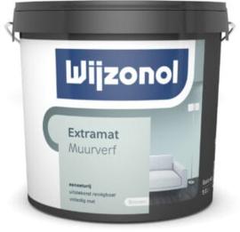 Wijzonol Muurverf Extramat 1 liter