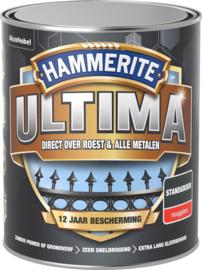 Hammerite Ultima Metaallak Hoogglans Standgroen 750 ml