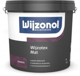 Wijzonol Wijzotex Mat 10 liter