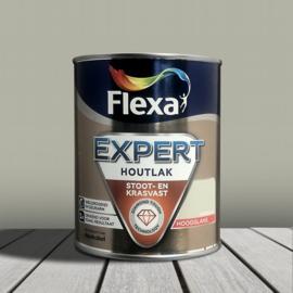 Flexa Expert Houtlak Binnen Hoogglans kiezelgroen 750 ml