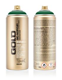 Montana Gold G6070 Smaragd Green 400 ml
