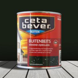 CetaBever Buitenbeits Woudgroen 654 750 ml