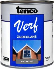 Tenco Verf Wit Ral 9010 Zijdeglans 750 ml
