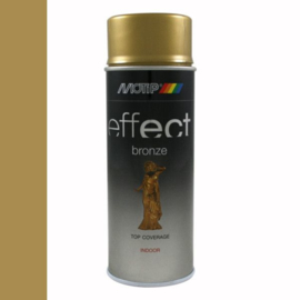 Motip Deco Effect Bronze Gold 400 ml