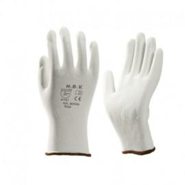 Nylon Handschoen PU Gecoat Maat M
