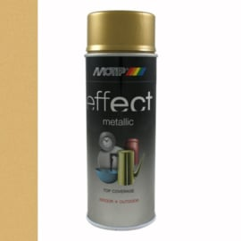 Motip Deco Effect Metallic Goud Briljant 400 ml