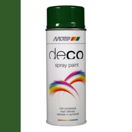 Motip Deco Paint Ral 6002 Bladgroen Hoogglans 400 ml