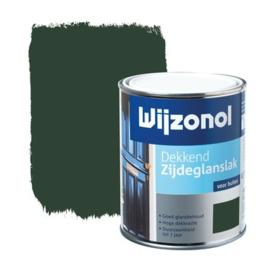Wijzonol Dekkend Zijdeglans Lauriergroen 9305 750 ml