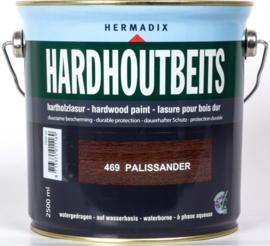 Hermadix Hardhoutbeits Palissander 469 2,5 liter