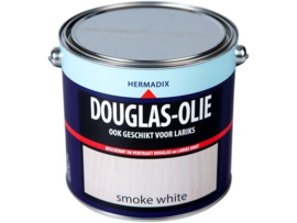 Hermadix Douglas Olie Smoke White 750 ml