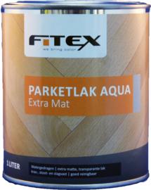 Fitex Parketlak Aqua Extra Mat 1 liter