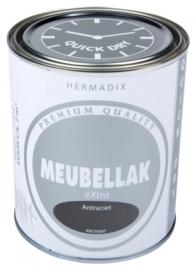 Hermadix Meubbellak Extra Antraciet Krijtmat 750 ml