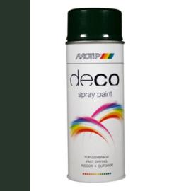 Motip Deco Paint Ral 6009 Hoogglans 400 ml